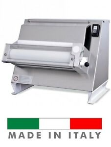 Starpizza One Pass Pizza Dough Single Roller Sheeter 110v 12 Rolling Machine