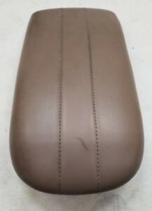 97 02 Ford Expedition Center Console Armrest Lid Factory Tan Oem 98 99 01 F150