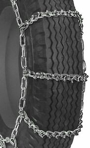 V bar Hvy Duty 6mm Truck Tire Snow Chains 6 50 16 7 00 16 8 17 5 And More 9