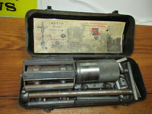 Early Automotive Engine Hutto Cylinder Hone 1920s 1930s 1940s