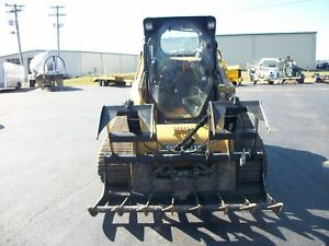 2012 Caterpillar 277c Skid Steer Multi Terrain Loaders