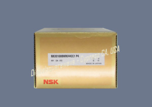 Nsk Nn3016mbkre44cc1p4 Hight Rigidity Double Row Roller Bearings Tapered Bore