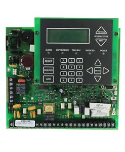 Silent Knight 5700 Fire Alarm Control Panel