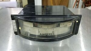 981852 100 Sangamo Adf 7 Ampere Demand Meter 5 Amps Free Shipping