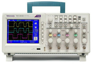 New Tektronix Tds2014c Oscilloscope Tds 2014 100 Mhz 4 ch 2 Gs s Dso