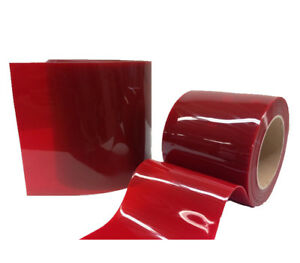 Vinyl Roll 12 In Aztec Red 200 Ft 60 96m Thickness 120 In 3 05mm