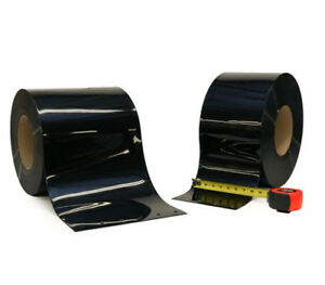 Vinyl Roll 8 In Conveyor Black 300 Ft 91 44m Thickness 080 In 2 03mm