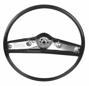 1969 70 Chevelle Steering Wheel Black 69 Camaro