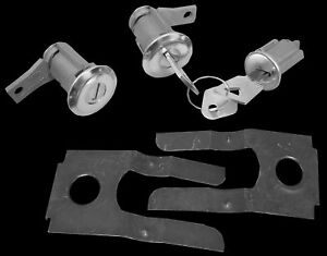1962 65 Fairlane Lock Kit Ignition And Door 1965 66