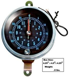 1966 67 Chevelle Console Mounted Clock 66 67