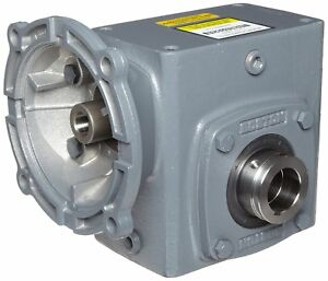 Boston Gear Hf72110kb5hp20 H01903 Right Angle Gearbox Worm Gear Speed Reducer