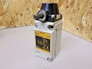 Omron D4a Limit Switch W D4a 0001 Head New