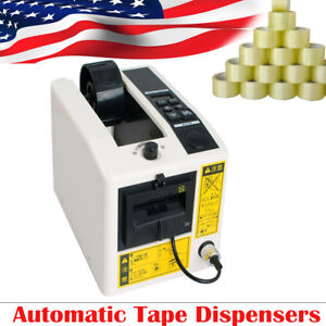 Automatic Tape Dispensers Adhesive Tape Cutter Cutting Packaging Machine Usps