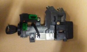 2004 Honda Civic Ignition Switch Automatic Transmission With Key 04