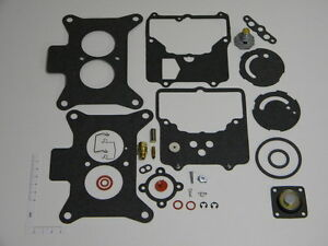 Ford Autolite 2 Bbl 2100 Complete Carburetor Kit 1958 1975