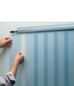 Kason Strip Curtain Door 54 X 84 Cooler Refrigerator Freezer Walkin