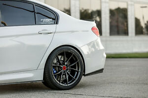 19 Vorsteiner V ff 108 Forged Staggered Wheels Bmw F80 M3 F82 M4 Concave