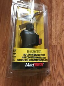Mag torch Mt 565 Ck On demand Torch Kit 14 1 Oz Propane And Mapp Fuel Brass