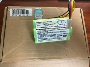 Replacement Battery For Kangaroo F010484 Epump Enteral Pump 3800mah t3706 Ys
