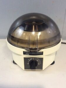 Clay Adams Becton dickinson Compact Ii Centrifuge 1 Medical Lab Equipment