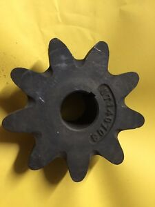 Ditch Witch Trencher 9 Tooth Sprocket 140703 140 703 For 1820 1610 1330 1420