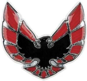 1976 79 Firebird Roof Panel Emblem self Adhesive Backed