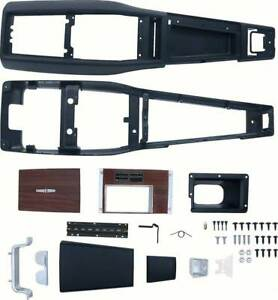 1968 Camaro 4 Speed Manual Transmission Console Kit Without Console Gauges