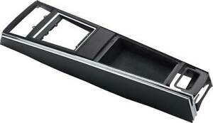 1967 Camaro Firebird Console With Cut Out For Gauge Housing