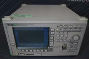 Anritsu Ms9710b 03 0 6 To 1 75um Optical Spectrum Analyzer