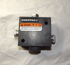 Enerpac V 42 Hydraulic Flow Pressure Control Valve V42 new