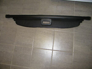 2011 2018 Jeep Grand Cherokee Oem Cargo Cover Black Oem Jeep Cover