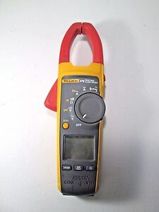 Fluke 376 True rms Ac dc Clamp Meter Multimeter Tester With Iflex Probe