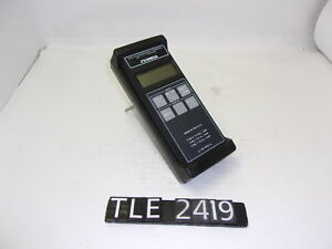 Omega Hh21 Microprocessor Thermometer Type J k t Thermocouple tle2419