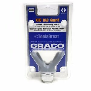 Graco Xhd001 Xtreme Heavy Duty Grey Tip Guard