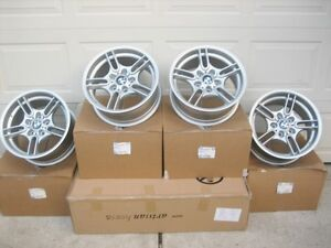 Bmw Factory 17 Bbs M66 M Parallel Oem Wheels E39 540i E23 E24 E32 E34 E28 M5 M6