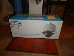 Pelco Spectra High Speed Dome System Model sd427 pg e1 New In Box