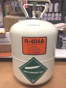 R404a R 404a Refrigerant Disposable Cylinder 5 Lb Refrigerant 404a New