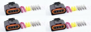 New Audi Vw Ignition Coil Connector Repair Kit Harness Plug Wiring Rs4 Rs6 A8 A6