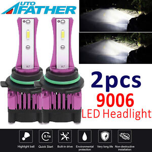 2 Sided Headlight 9006 9012 Hb4 Led Bulbs 250w 2018 New Upgrade Super Bright