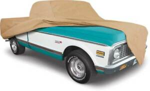 1960 76 Chevrolet Gmc Shortbed Pickup Truck Tan Weather Blocker Plus Cover