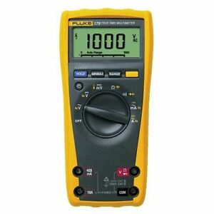 Fluke 179 Esfp True Rms Multimeter With Backlight And Temp