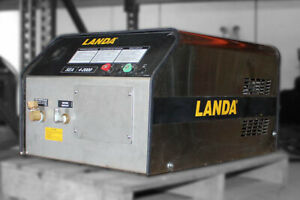 Used Landa Sea4 Electric 4 2gpm 2000psi Cold Water Pressure Washer