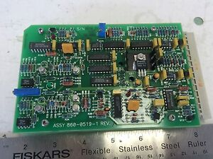 New Old Assy 860 0519 1 Rev a Pcb Board Component 0597 860 1519 1 Br