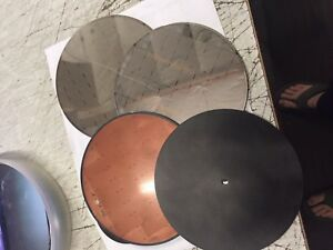 Micro Chip Pattern Master Wafer 8 200mm Silicon Wafers Master Ic Chip
