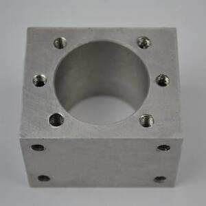 1 Cnc Ball Nut Housing Bracket Mount For Ballscrews Rm1605 rm1610 rm2005 rm1604