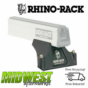 Rhino rack Roof Rack Track Leg Kit 2 Pcs Universal Fit