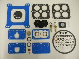 Holley Carburetor Rebuild Kit 600 Cfm 1850 80457 80551 Inside Needle Seat