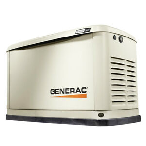 Generac 7035 16kw G force Air cooled Standby Back up Power Generator