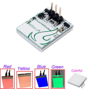 5pcs 2 7v 6v Capacitive Anti interference Touch Switch Button Sensor Module