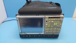 Tektronix Tds 7104 Digital Phosphor Oscilloscope 1ghz 10gs s Opt Std